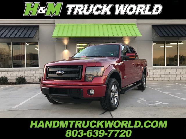 2013 Ford F150 FX4 *NAVIGATION*ROOF*LEATHER*SUPER CLEAN