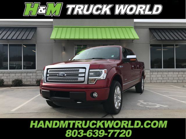 2013 Ford F150 Platinum 4X4 *NAV*ROOF* ALL THE OPTIONS