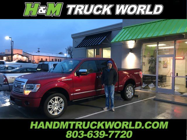 2013 Ford F150 Platinum 4X4 *NAV*ROOF* ALL THE OPTIONS in Rock Hill, SC 29730