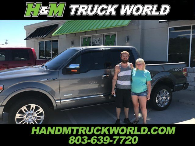 2013 Ford F150 Platinum 4x4 *NAV* *ROOF* POWER BOARDS in Rock Hill, SC 29730