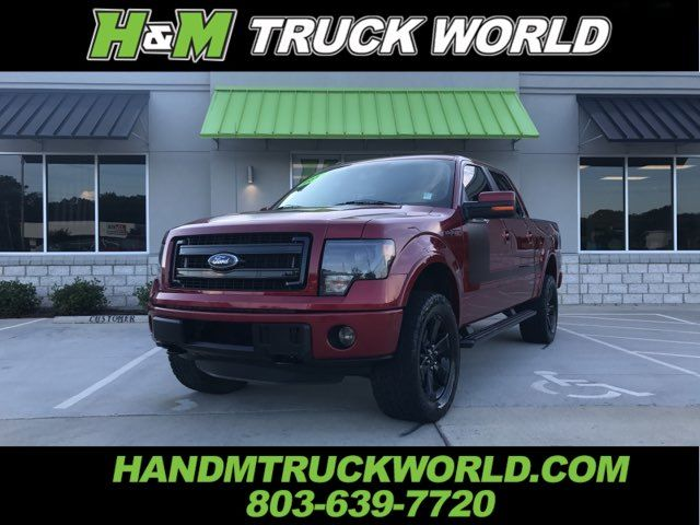 2013 Ford F150 FX4 APPEARANCE PKG SUPER HOT
