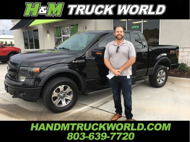 2013 Ford F150 FX4 *SUPER-CREW* *NAV* *ROOF* LOADED AND CLEAN
