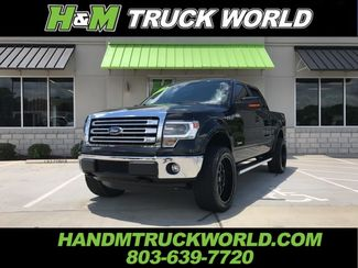 2013 Ford F150 Lariat 4X4 *LIFTED* 22'' BLACK XD'S SUPER SHARP in Rock Hill, SC 29730