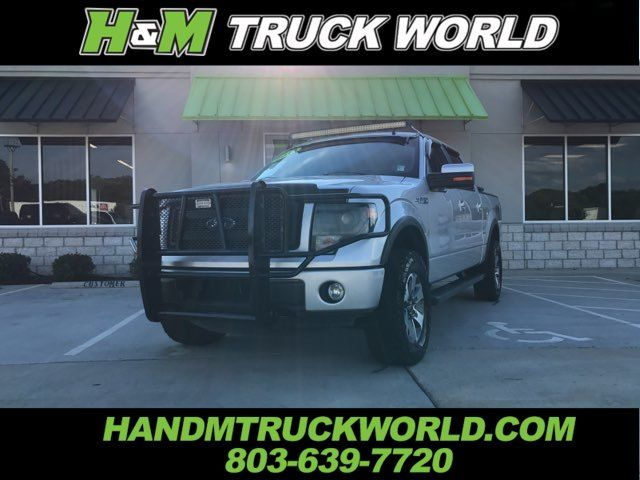 2013 Ford F150 FX4 *NAV*ROOF* TONS OF EXTRAS