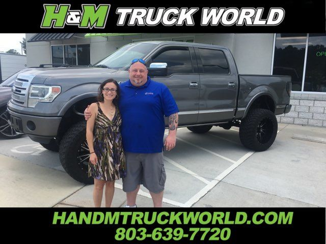 2013 Ford F150 Platinum 4x4 *LIFTED* 22'S WITH 37'S* ECOBEAST in Rock Hill, SC 29730