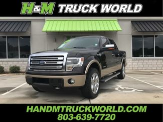 2013 Ford F150 King Ranch 4X4 ALL THE OPTIONS AND SHARP in Rock Hill, SC 29730