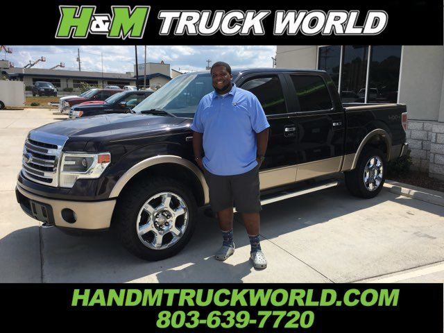 2013 Ford F150 King Ranch 4X4 ALL THE OPTIONS AND SHARP