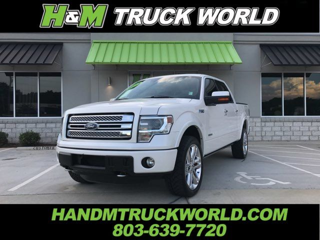 2013 Ford F150 Limited *RED/BLACK LEATHER* ALL THE OPTIONS