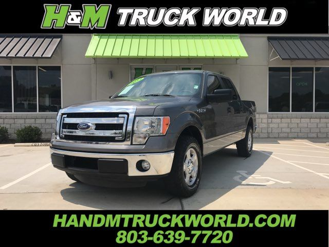 2013 Ford F150 XLT *SUPER-CREW* 5.OL COYOTE V8* SHARP