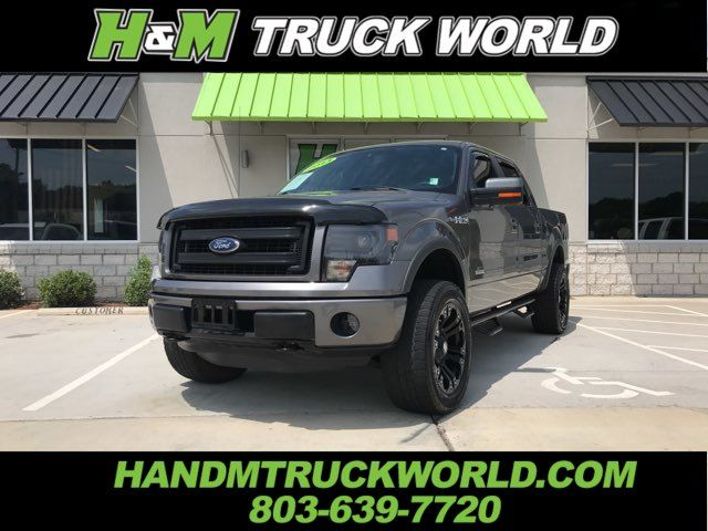2013 Ford F150 FX4 *LEVELED* 20'' BLACK XD'S* TONS OF EXTRAS