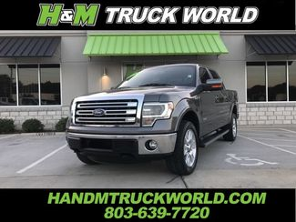 2013 Ford F150 Lariat 4X4 ALL THE OPTIONS SUPER SHARP TRUCK in Rock Hill, SC 29730