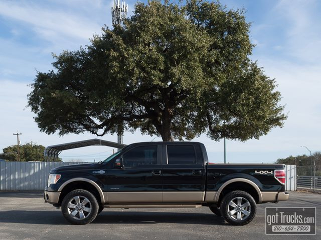 2013 Ford F150 Crew cab King Ranch EcoBoost 4X4
