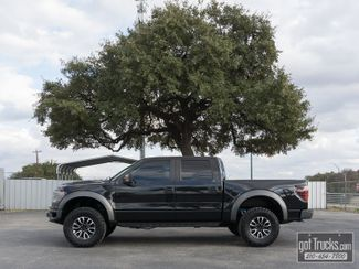 2013 Ford F150 Crew Cab SVT Raptor 6.2L V8 4X4 in San Antonio Texas, 78217