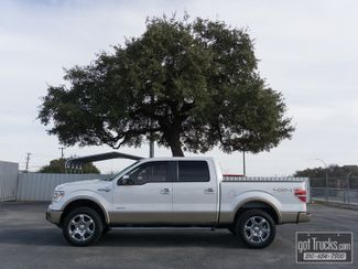 2013 Ford F150 Crew Cab King Ranch EcoBoost 4X4 in San Antonio Texas, 78217