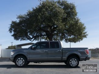 2013 Ford F150 Crew Cab Platinum 5.0L V8 4X4 in San Antonio Texas, 78217