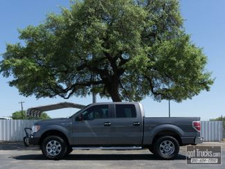 2013 Ford F150 Crew Cab XLT 5.0L V8 in San Antonio Texas, 78217