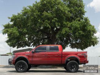 2013 Ford F150 Crew Cab FX4 EcoBoost 4X4 in San Antonio Texas, 78217