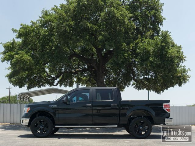 2013 Ford F150 Crew Cab XLT 3.7L V6 in San Antonio Texas, 78217