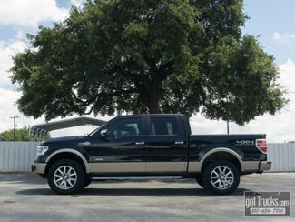 2013 Ford F150 Crew Cab King Ranch EcoBoost 4X4 in San Antonio Texas, 78217