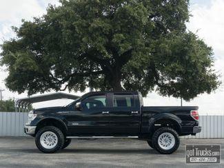 2013 Ford F150 Crew Cab Lariat EcoBoost 4X4 in San Antonio Texas, 78217