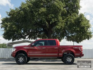 2013 Ford F150 Crew Cab Platinum 5.0L V8 4X4 in San Antonio Texas, 78217