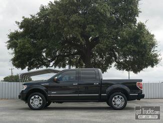 2013 Ford F150 Crew Cab Platinum EcoBoost in San Antonio Texas, 78217