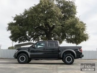2013 Ford F150 Crew Cab SVT Raptor 6.2L V8 4X4 in San Antonio, Texas 78217