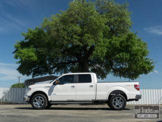 2013 Ford F150 Crew Cab Lariat EcoBoost 4X4 in San Antonio, Texas 78217