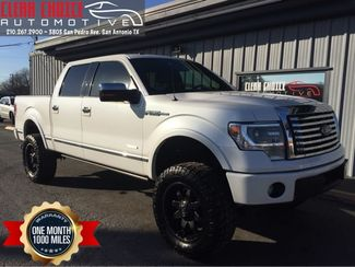 2013 Ford F150 Platinum in San Antonio, TX 78212