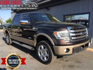 2013 Ford F150 King Ranch in San Antonio, TX 78212