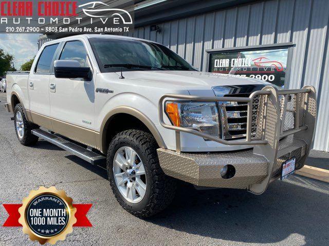 2013 Ford F150 Lariat in San Antonio, TX 78212
