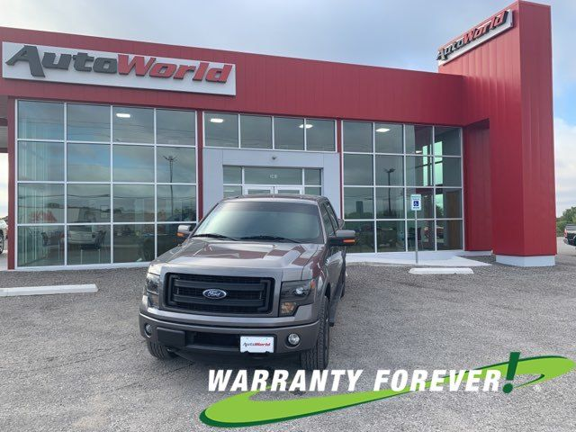 2013 Ford F150 FX4 in Uvalde, TX 78801