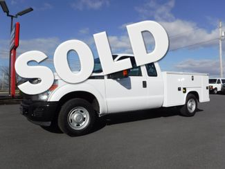2013 Ford F250 Extended Cab 2wd with New 8' Knapheide Utility Bed in Lancaster, PA PA
