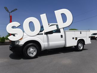 2013 Ford F250 Regular Cab 2wd with New 8' Knapheide Utility Bed in Lancaster, PA PA