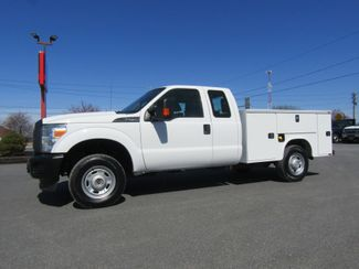 2013 Ford F250 Extended Cab 4x4 with New 8' Knapheide Utility Bed in Lancaster, PA PA
