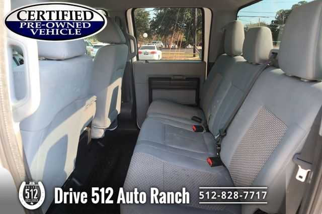2013 Ford F250 SUPER DUTY 4X4 Crew Cab in Austin, TX 78745