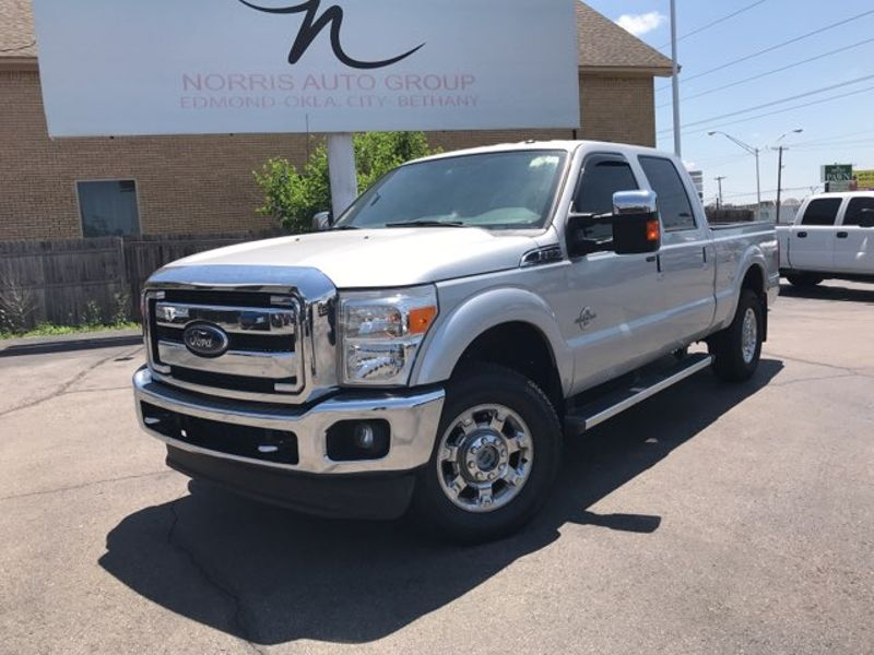 Ford Super Duty F  Pickup Lariat Oklahoma City Ok Norris Auto Sales
