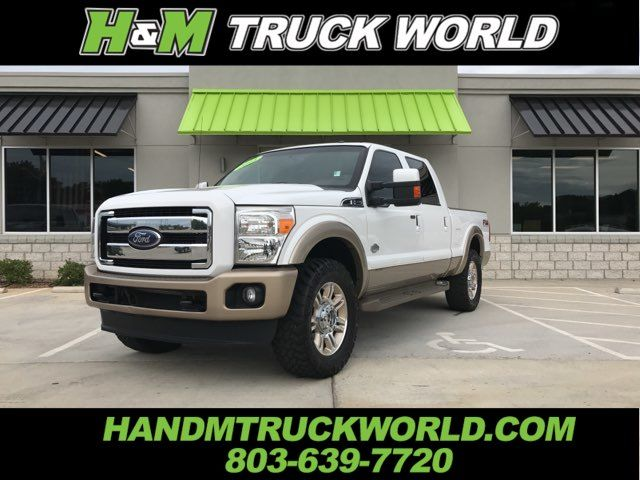 2013 Ford F250SD King Ranch 4x4