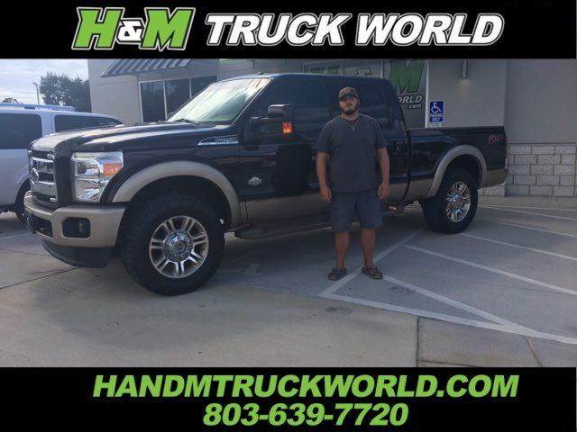 2013 Ford F250SD King Ranch 4X4 in Rock Hill SC, 29730