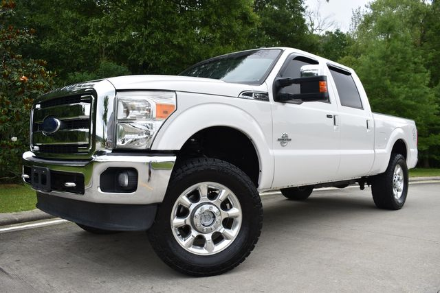 2013 Ford F250SD Lariat