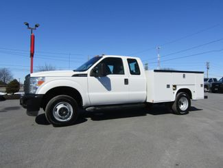 2013 Ford F350 Extended Cab Dually 8' Utility 4x4 in Lancaster, PA, PA 17522
