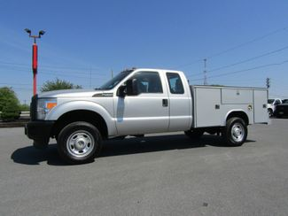 2013 Ford F350 Extended Cab 4x4 with 9' Reading Utility Bed in Lancaster, PA, PA 17522