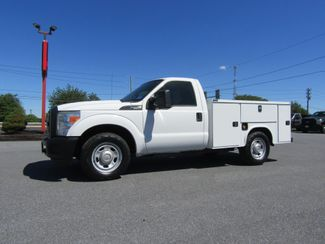 2013 Ford F350 Regular Cab 2wd with New 8' Knapheide Utility Bed in Lancaster, PA, PA 17522