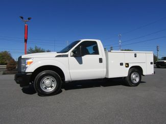 2013 Ford F350 Regular Cab 2wd with New 8' Knapheide Utility Bed in Ephrata, PA 17522