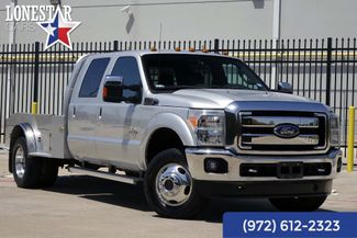 2013 Ford F350SD Lariat CM Hauler Bed 4x4 Diesel in Plano Texas, 75093