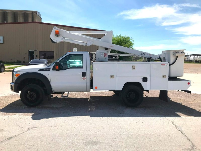 2013 Ford F450 BUCKET TRUCK    city TX  North Texas Equipment  in Fort Worth, TX