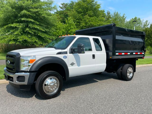 2013 Ford F550 Ext Cab 6.7l Diesel 4X4 LANDSCAPE DUMP READY TO WORK in Woodbury, New Jersey 08093