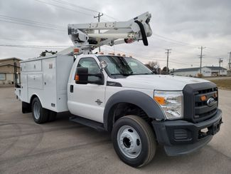 2013 Ford F550 bucket truck Lake In The Hills, IL