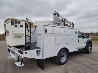 2013 Ford F550 bucket truck Lake In The Hills, IL 2