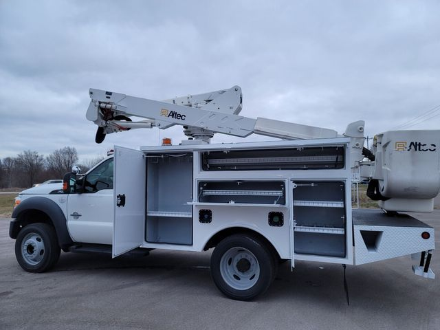 2013 Ford F550 bucket truck Lake In The Hills, IL 16